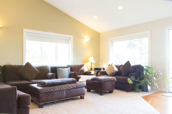 Guest suite above Skagit valley - Mount Vernon