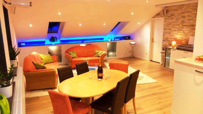 TOP Modern 3room apartment 10min to KS city center - Fuldabrück - Leilighet