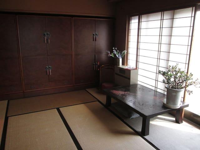 Cozy Japanese traditional style room - Gotenba-shi - Casa