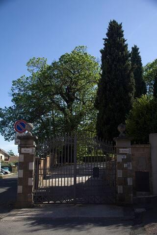 Accogliente appartamento in Villa - Ronciglione - Appartement
