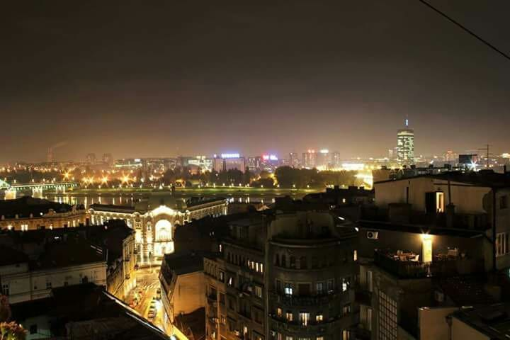 Penthouse at the heart of the city - Belgrade