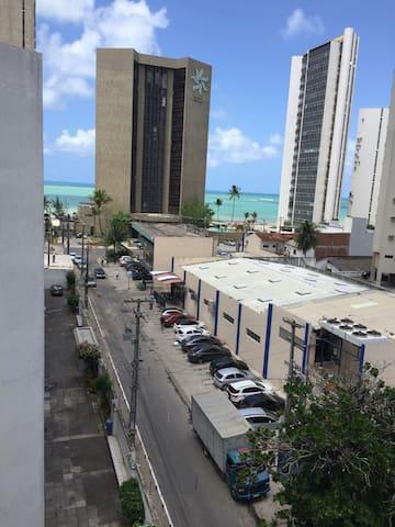 Studio 50 metros da praia - Jaboatão dos Guararapes - Appartement
