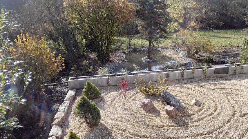 Modern Apartment in the Green, 20 Min. Airport ZH - Klettgau - Appartement