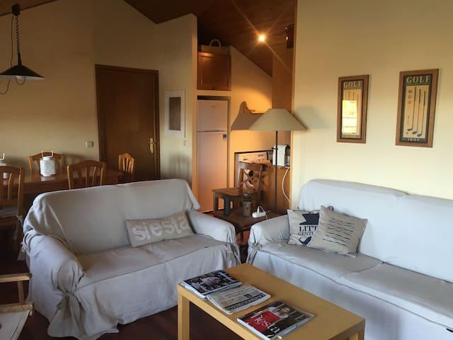 Apartmento con excelentes vistas - Palau-de-Cerdagne - Lägenhet