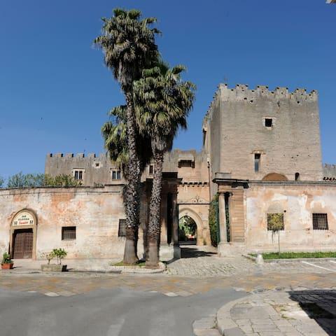 Castello Dentice di Frasso - San Vito dei Normanni
