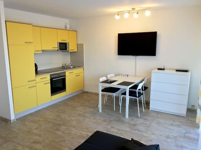 Modernes Apartment Messenah TIP-TOP - Ratingen - Lägenhet