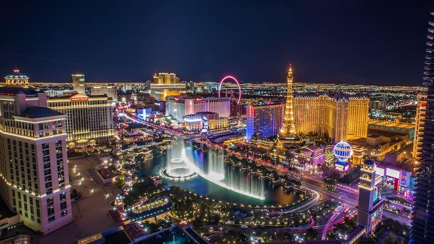 PrivateRoom OnThe Strip, behind MGM - Las Vegas - Hus