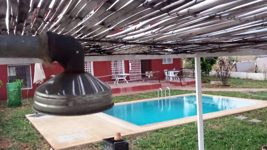 Ferme d'hôtes Aghbalou - La suite de luxe - Province de Séfrou - Vila