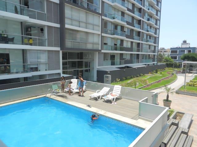 Las Cumbres de la Molina - Distrito de Lima - Apartment