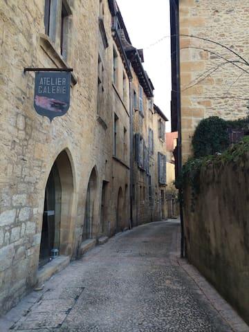 Studio de charme - Sarlat-la-Canéda