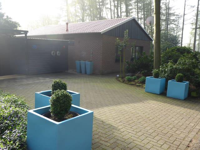 Ferienhaus mit Carpot und Garten - Uelsen - Huis