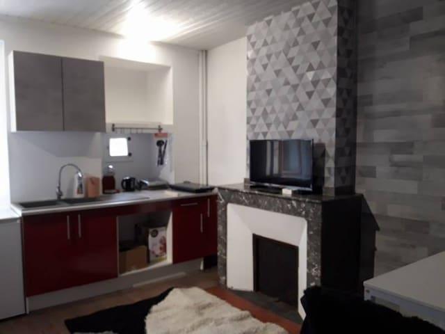Appartement charmant proche du centre - Mazamet - Daire