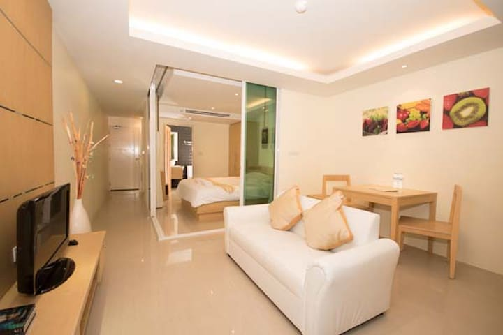 Modern 1 Bed Apartment nr to Beach - Ao Nang - Apartmen