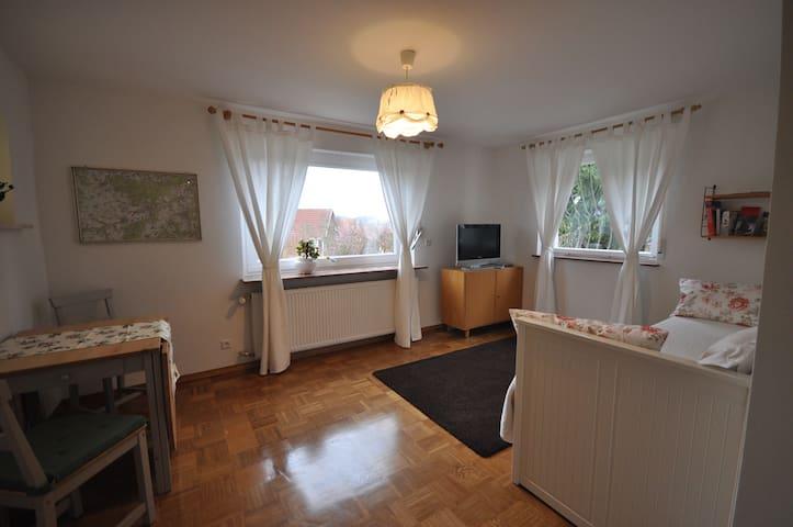 Stadtnah und doch im Grünen - Tübingen - Квартира