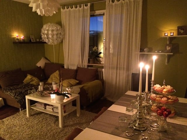 Zentrale gemütliche 2-Zimmer Wohnung in WOB - Wolfsburg - Apartmen