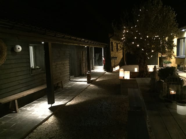 Gîte de la chapelle - Verchocq - Oda + Kahvaltı