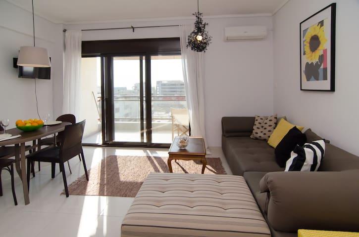 New, sunny, central 2 bdroom apart - Θεσσαλονίκη
