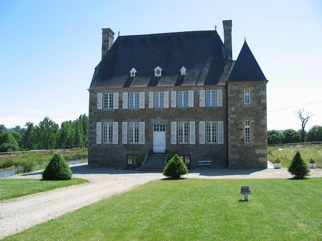 La Sémondière Castle - Basse-Normandie - Şato