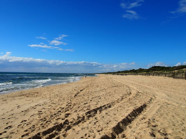 Wake up across the road from the beach! - Seaford - Casa