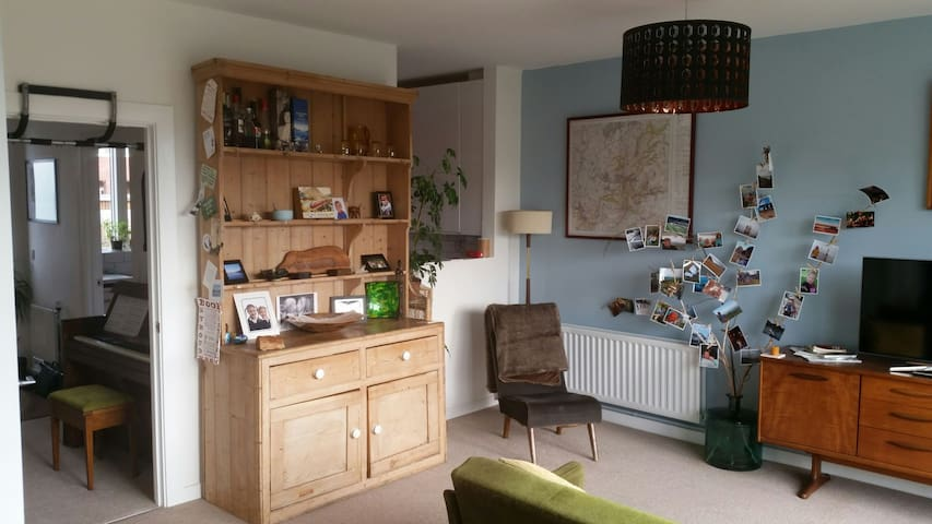 Lovely Stroud Ecohouse close to Cotswold Way - Stroud - Casa