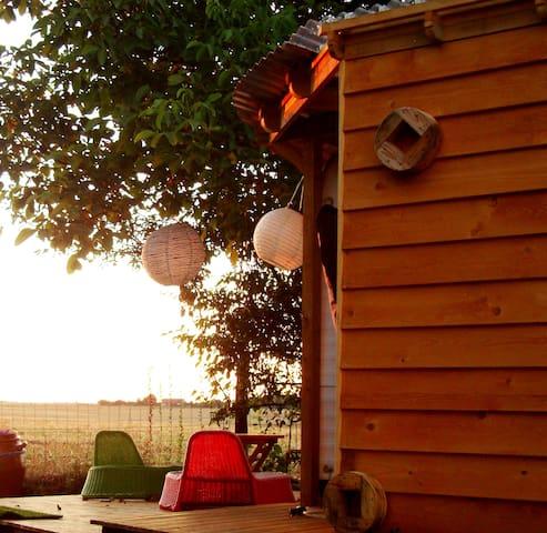 Think Tank for happy campers - Frazé - Kamp Karavanı/Karavan