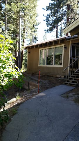 Beautiful South Tahoe home in quiet, Mt.View area. - Stateline - Maison