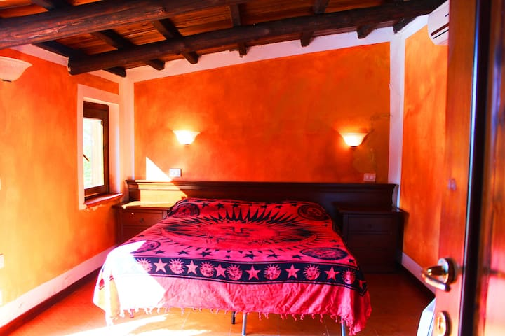Il Feudo - Camera Matrimoniale (5B) - San Costantino - Bed & Breakfast