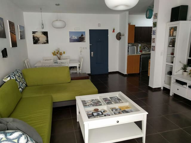 Spacious Apartment in Central Rehovot - Rehovot - Apartmen