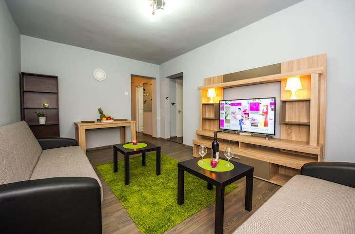 Cozy apartament wi fi , AC - Bucareste