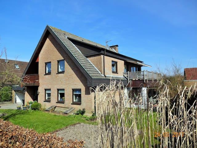 Neu renovierte Wohnung ´Am Herrenholz´. - Horstmar - Appartement