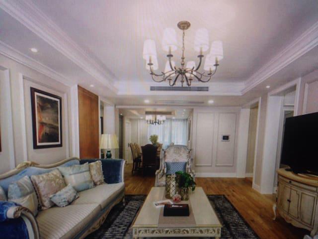Luxury two bedroom elevator room - Bellac - Huis