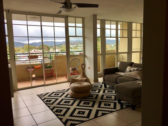 Heart of Puerto Rico Real Life 3BD - Caguas - Lägenhet