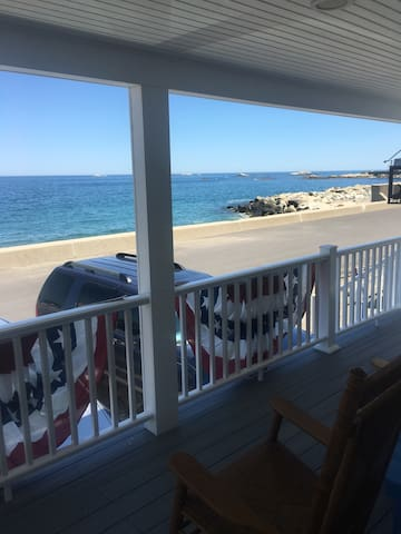 Beautiful Oceanfront Home - Scituate - Haus