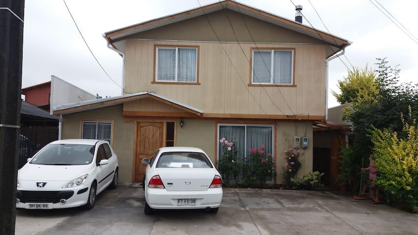Habitación a pasos del centro - Osorno