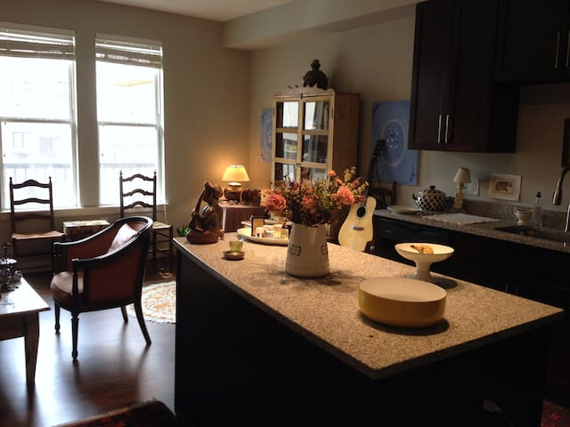 Sleek brand new 1 BD in the heart of Rockville! - Rockville - Leilighet