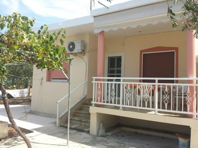Sivi's  Big Home - Skala Kallirachis - Haus