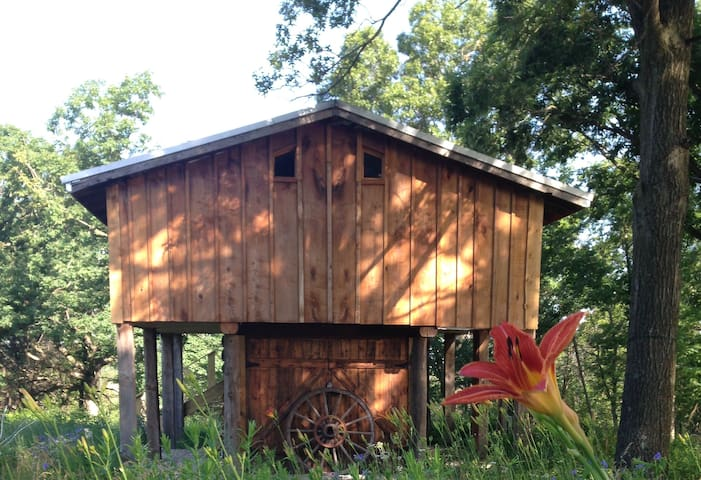 Nature's Sanctuary - Turtle Hill Wisconsin - Blanchardville
