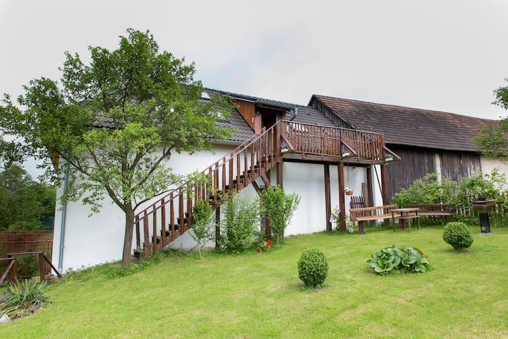relax na dedine - apartmán A - Priepasné - Loft