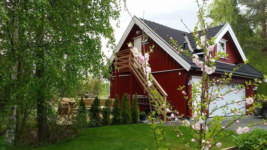 Cozy loft close to the nature - Vestfossen / Ormåsen - Loft
