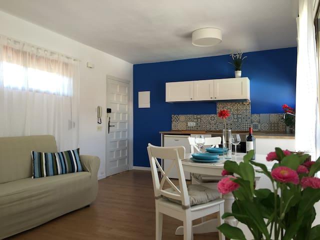 Apartamento en la playa del Albir - l'Alfàs del Pi - Huoneisto