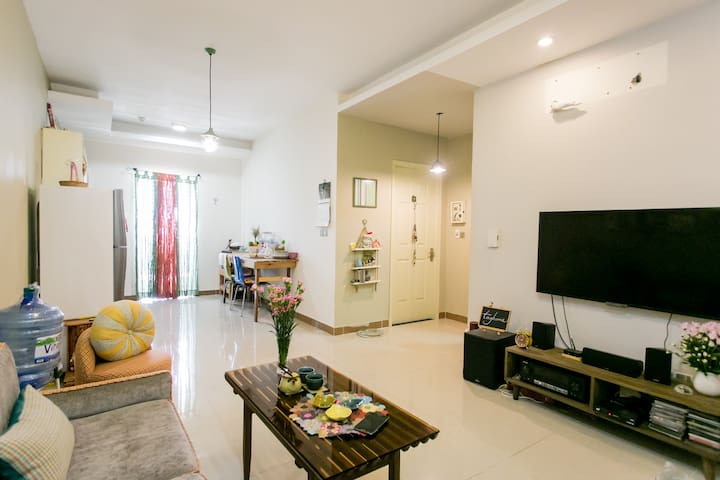 Cozy Apartment in District 7, HCMC - District 7 - Appartement