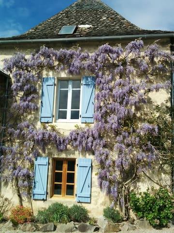 Les Trucs - Vabre-Tizac - Huis