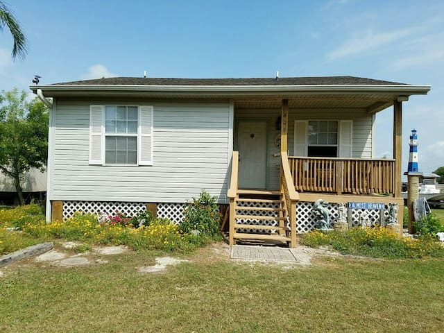 Entire home in Port O'Connor - Port Lavaca - Huis