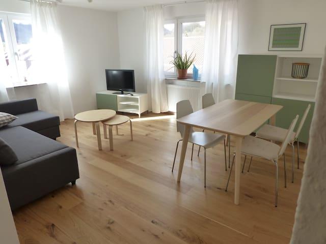 Neue Ferienwohnung Bad Überkingen - Bad Überkingen - Leilighet