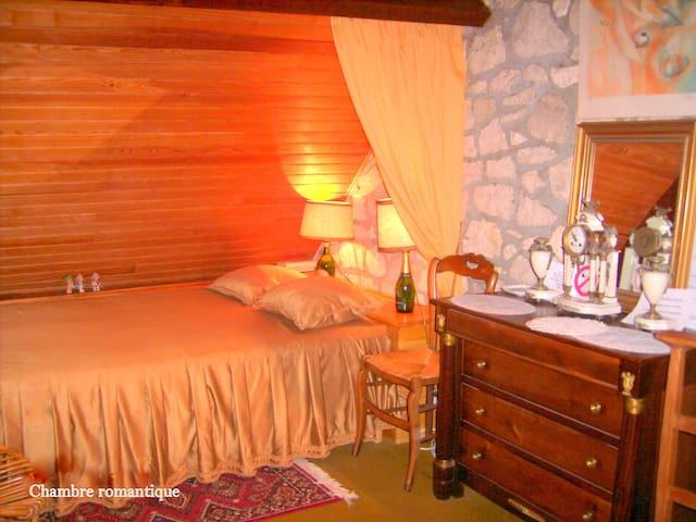 Chez Nicole - Ver-sur-Launette - ゲストハウス
