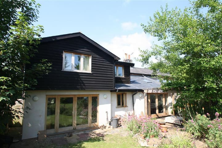 Character double bedroom - Suffolk - Maison