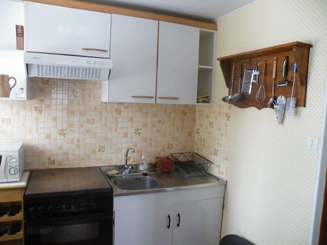 Appartement en chalet - Les Rousses - Appartement