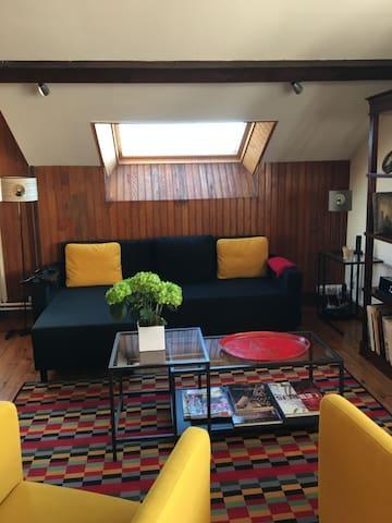 Appartement meublé classé 3 étoiles - Le Chambon-sur-Lignon - Apartamento