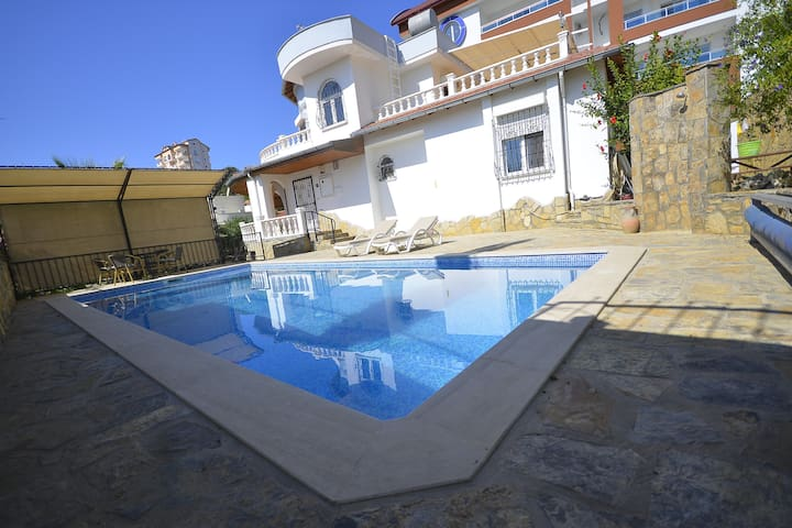 5* Luxury villa with private pool - Avsallar - 獨棟