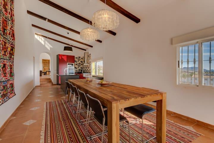 Villa Damara - Appartement Granada - Albox - Lägenhet